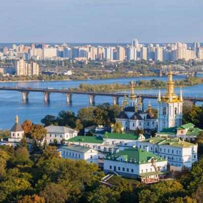 Circuit en Ukraine : Découverte de Kiev à Lviv
