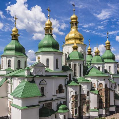 Circuit en Ukraine : Entre terre et mer de Kiev à Odessa