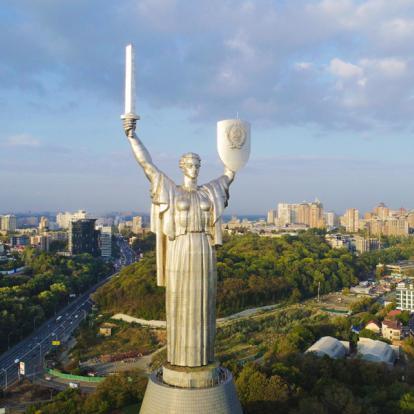 Voyage en Ukraine : Entre terre et mer de Kiev à Odessa