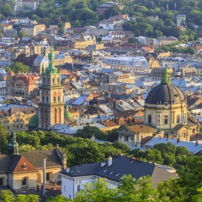 Voyage en Ukraine : Escapade dans les Carpates et à Ivano Frankivsk