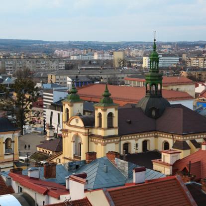 Circuit en Ukraine : Escapade dans les Carpates et à Ivano Frankivsk