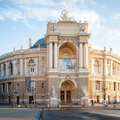 Circuit en Ukraine : L'Ukraine Classique