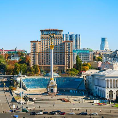 Voyage en Ukraine : Week End dans l'Ancien Kiev