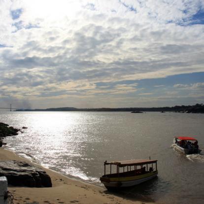 Voyage au Venezuela : Programme Canaima - delta de l'Orénoque