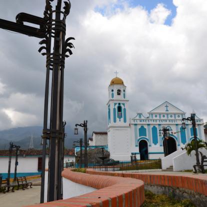Circuit au Venezuela : Circuit Andes - Llanos - Morrocoy