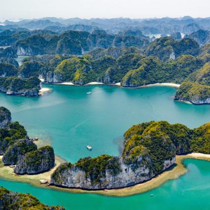 Circuit au Vietnam : Haute Région et Baie d'Halong