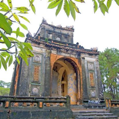 Circuit au Vietnam: Le Delta du Fleuve Rouge et le Centre Vietnam