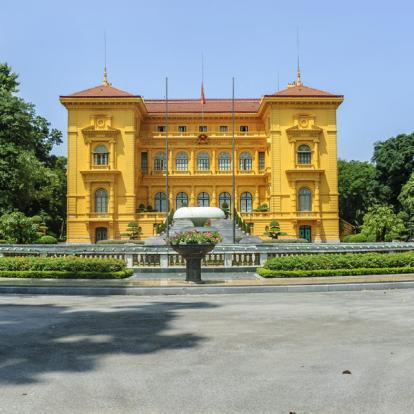 Circuit au Vietnam: Du Fleuve Rouge à la Baie d'Halong