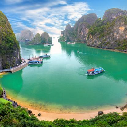 Voyage au Vietnam : Mer et Plages du Vietnam