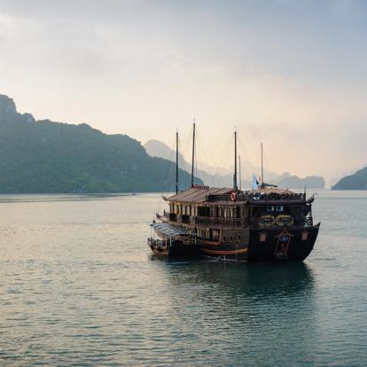 Voyage au Vietnam : Splendeurs du laos et du Vietnam