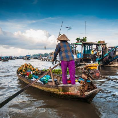 Voyage au Vietnam : De la Frontière Chinoise au Delta du Mékong