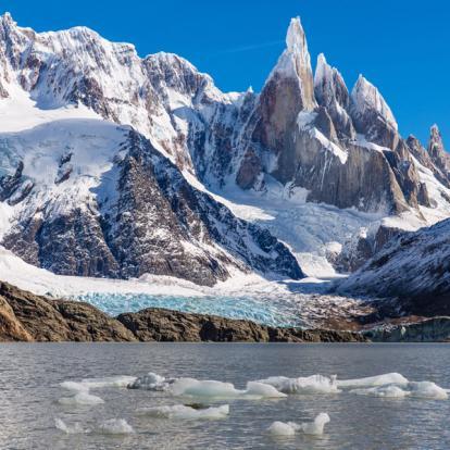 Circuit en Patagonie: Sommets et Glaciers