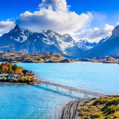 Voyage en Patagonie: Sommets et Glaciers