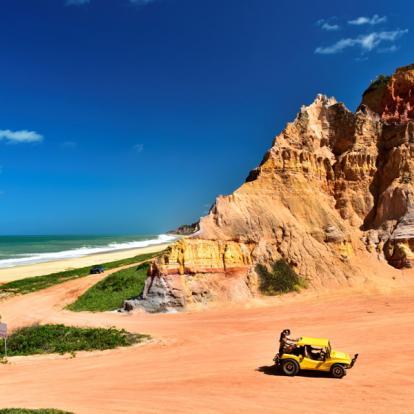 Voyage au Brésil : Circuit Buggy Boogie
