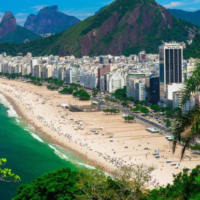 Voyage au Brésil : Circuit Le Classique