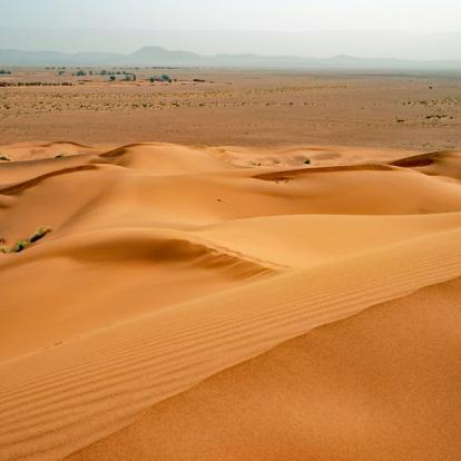 Voyage au Maroc : Massages du Désert