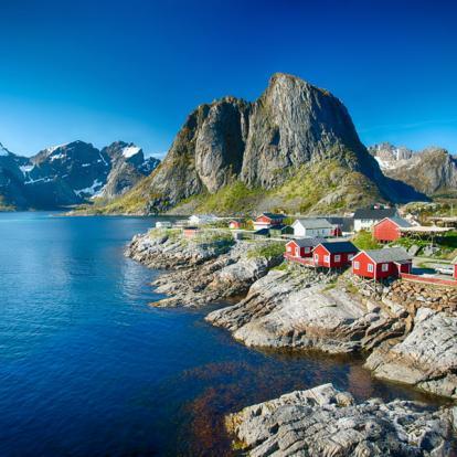 Voyage en Norvège : Au Coeur des Lofoten