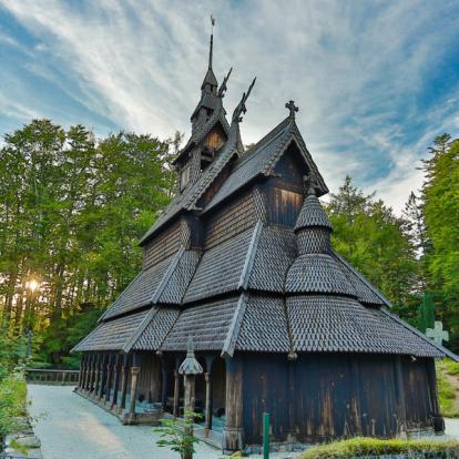 Voyage en Norvège : Au Fil des Fjords