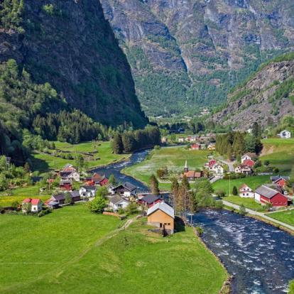 Circuit en Norvège : Aventure dans les Fjords