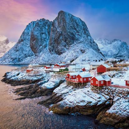 Circuit en Norvège : Couleurs Arctiques