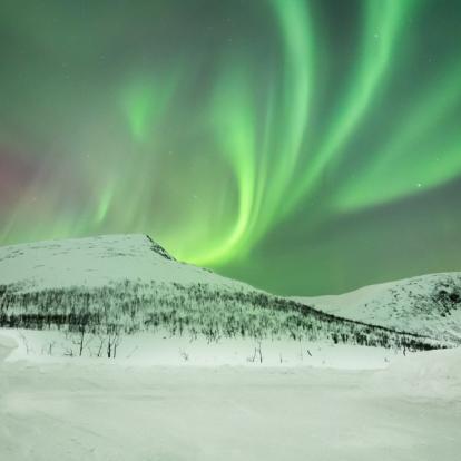 Voyage en Norvège : Couleurs Arctiques