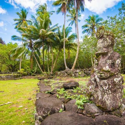 Voyage en Polynésie: Du bleu lagon de Moorea au vert sauvage des Marquises