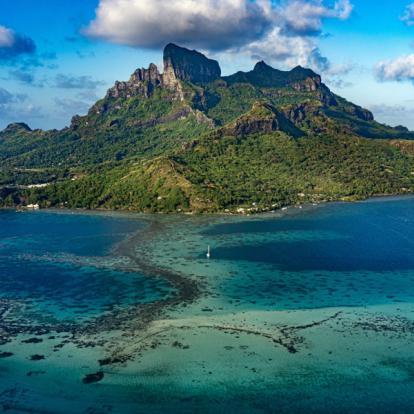 Séjour en Polynésie: Du bleu lagon de Moorea au vert sauvage des Marquises