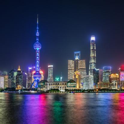 Circuit en Chine : Escapade à Shangaï