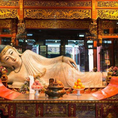 Voyage en Chine : Escapade à Shangaï