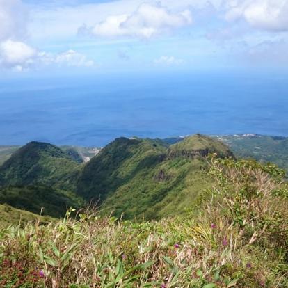 Circuit en Martinique: La Martinique en Basse Saison