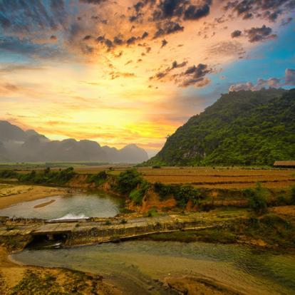 Voyage au Vietnam : Trek dans le Song Chay