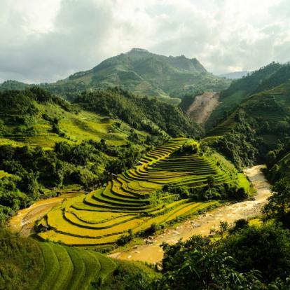 Circuit au Vietnam : Trek dans le Song Chay