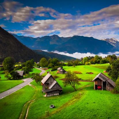 Circuit en Slovénie : La Slovénie en Liberté