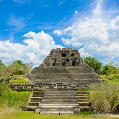 Voyage au Belize - Immersion Maya