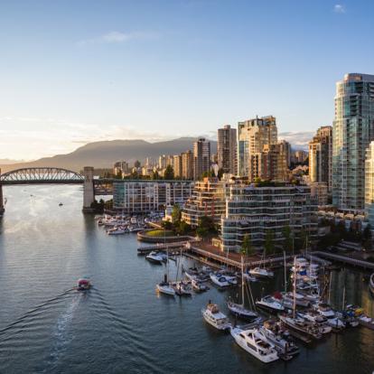 Voyage au Canada - Cap à l'Ouest