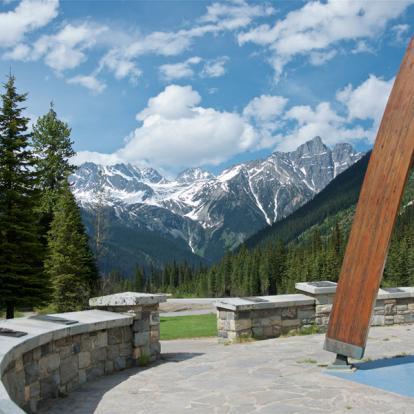 Circuit au Canada - Nature, vignobles et randonnées dans l'ouest