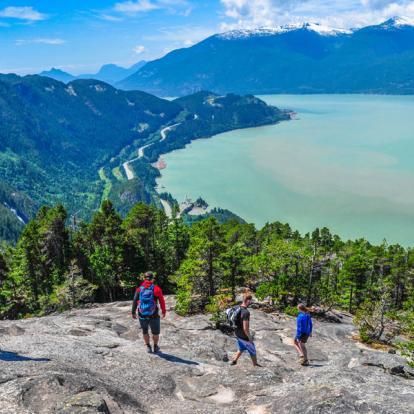 Voyage au Canada - Nature, vignobles et randonnées dans l'ouest