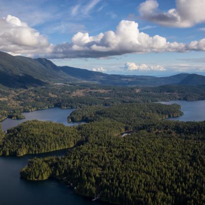 Circuit au Canada - Découvertes et explorations en Colombie-Britannique