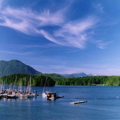 Circuit au Canada - Des Rocheuses à l'île de Vancouver