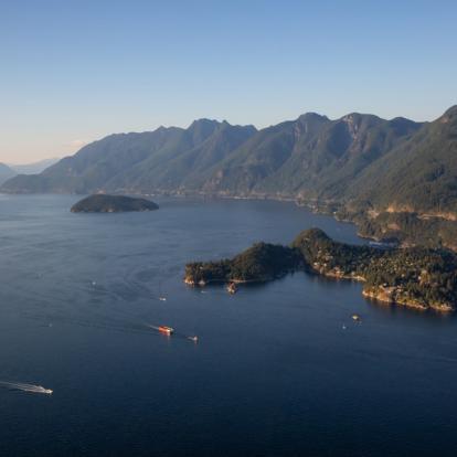 Voyage au Canada - Des Rocheuses à l'île de Vancouver