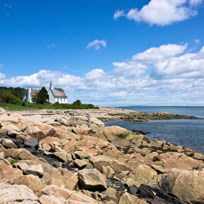 Voyage au Québec - Escapade au Québec et en Gaspésie