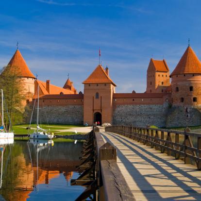 Voyage en Lituanie - La Lituanie Incontournable et Irrésistible
