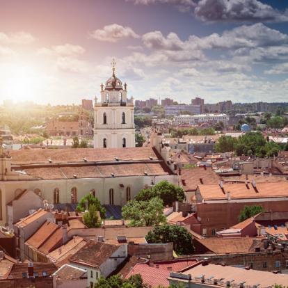Séjour en Lituanie - Le Meilleur de Vilnius en un Weekend