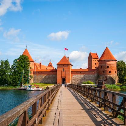Voyage dans les Pays Baltes - Les Perles de la Baltique