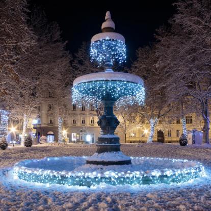 Séjour en Croatie - Marché de Noël à Zagreb