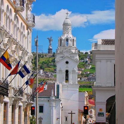 Circuit en Equateur : Terre de Contrastes