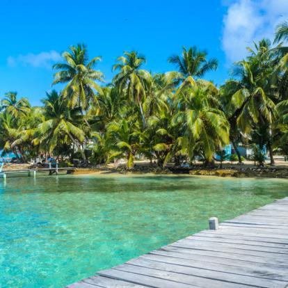 Séjour au Belize - Voyage de noces dans les Caraïbes
