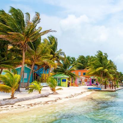 Voyage au Belize - Voyage de noces dans les Caraïbes