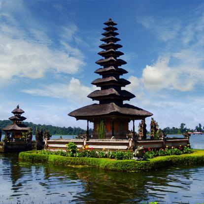 Circuit en Indonésie - De Java à Bali