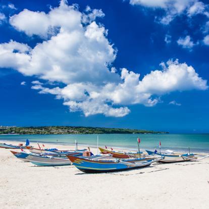 Voyage en Indonésie - Echappée romantique à Bali